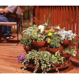 stackable planter